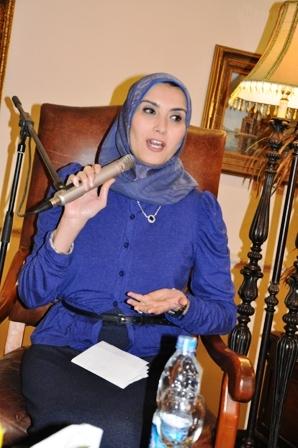 ندوة فاضل سليمان -19-1-2013 - اللجنه الإعلاميه