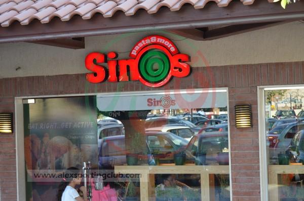 مطعم سينوز