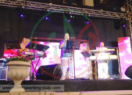 حفل وجدي فرانسيس 2-6-2011 لجنة الحفلات