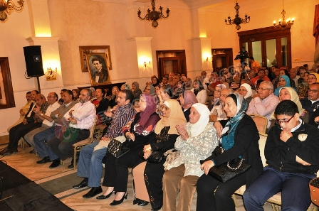 الحفل السنوى سيد درويش 9-11-2012