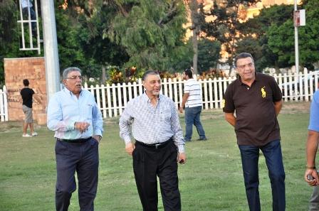 حفل افطار العاملين  مع مجلس الإدارة 8-8-2012