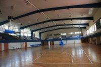 الصالةالمغطاة - صالةالألعاب