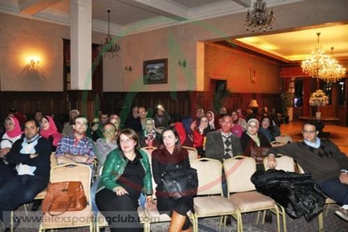 حفل فريق عازف الساكس أدم 3-1-2013 لجنة الحفلات