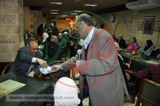 حفل عيد ميلاد الرواد 18-12-2012 لجنة الرواد
