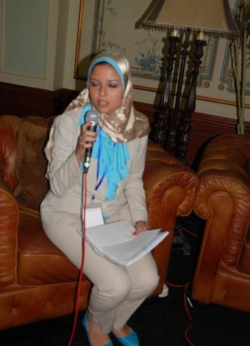 ندوة عن الاتيكيت 14-10-2011 - لجنة الشباب