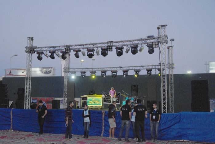 حفل العسيلي و كيلاني 21-4-2011 - لجنة الشباب
