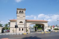 البوابة